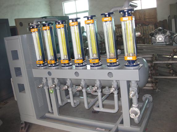 氢氮配件装置